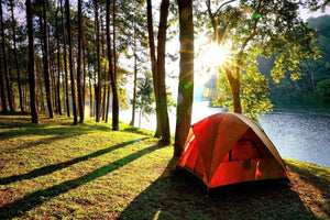 A BIT ANXIOUS ABOUT OUTDOOR CAMPING? THESE TIPS WILL SET YOU AT EASE!