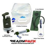 Survival Bug Out Bag Emergency Disaster KIT - Elite Pack