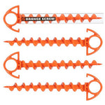 Orange Screw: The Ultimate Ground Anchor