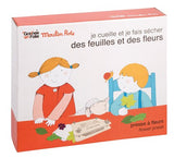 Moulin Roty Le Jardin Flower Press