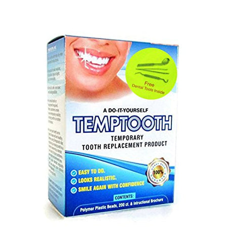 Tooth Replacement Product - with Free Dental Tools
