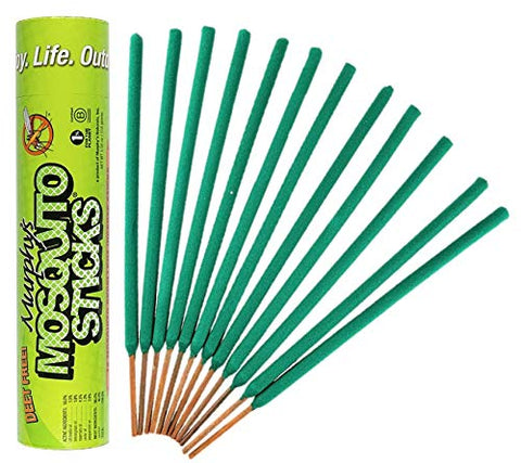 Plant Based DEET Free Insect Repellent Incense Sticks