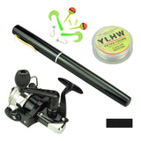 38 Inch Mini Pocket Fishing Rod and Reel