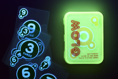 Glow in The Dark Playing Cards