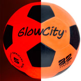 GlowCity Light Up LED Soccer Ball