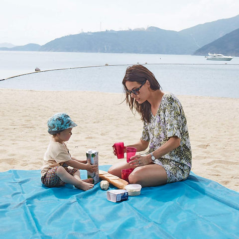 Sand-Free Outdoor Camping Mat