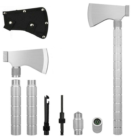 Multi-Tool Hatchet Survival Kit