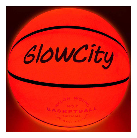 GlowCity Light Up Basketball