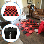 Giant Checkers Game