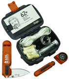 Compact Outdoor Emergency Gear Kit