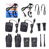 Proster Rechargeable Walkie Talkies