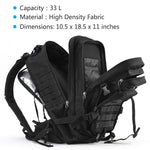 Military Tactical Backpack Hydration Backpack