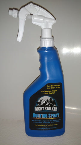 Night Stalker Hunting Spray 24 oz.