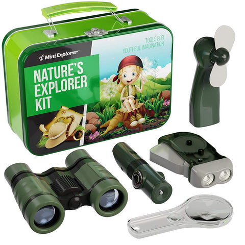 Outdoor Exploration Kit for kids