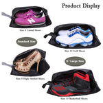 Travel Shoe Bags - Waterproof