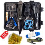 Camping Gear Tactical Survival Kit 14 in 1