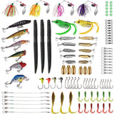 Fishing Gear Lures Kit Set