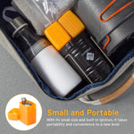 Ultralight Portable Camping Stoves with Piezo Ignition (2pack)