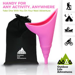 Portable Female Urination Device