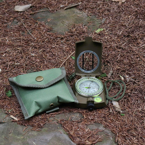 Military Waterproof Compass