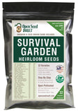 Vegetable Seeds Survival Garden
