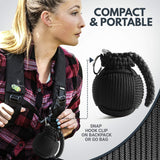 Survival Kit Paracord Grenade