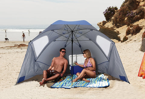 Sun and Rain Canopy Umbrella