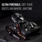 Extreme boot dryers