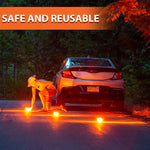 LED Road Flares Emergency Lights