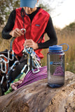 Wide Mouth BPA-Free Water Bottle