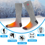 Electric Heated Socks Rechargeable Battery