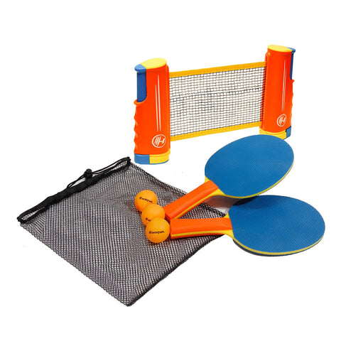Portable and Retractable Table Tennis Net
