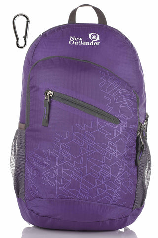Outlander Packable Handy Lightweight Backpack Daypack