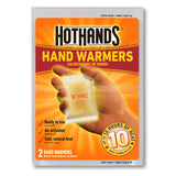 Hand Warmers - Long Lasting Safe Natural Odorless Air Activated Warmers