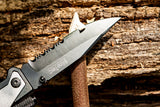 BlizeTec Survival Knife: Best 5-in-1