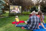 "92"" Lite Portable Movie Screen"