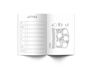 JOURNAL TEMPLATE BUNDLE