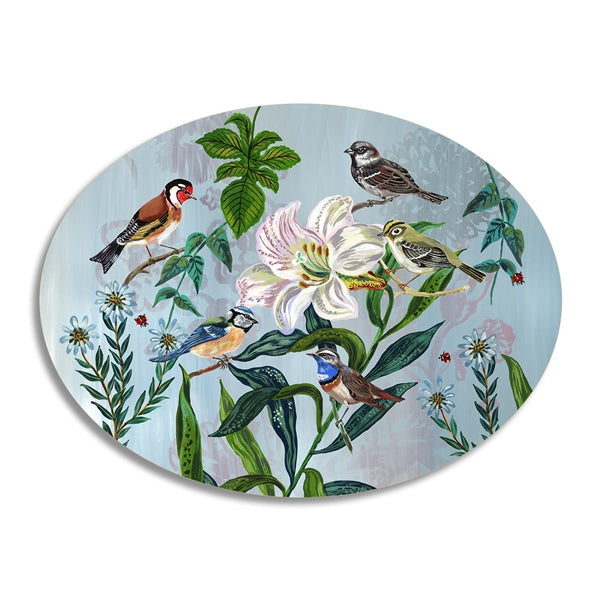 Table mat - Garden Birds