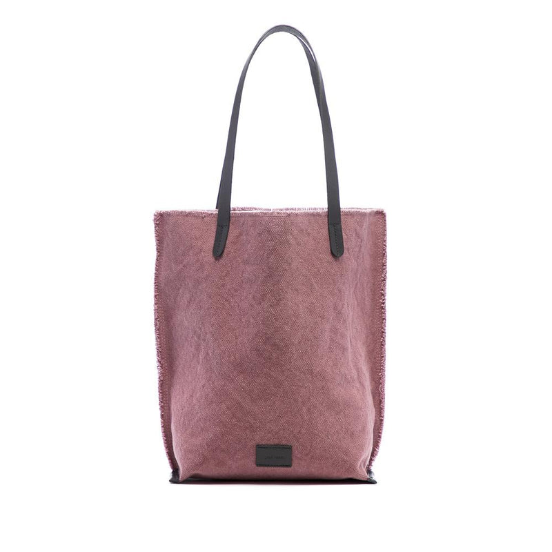 Hana Canvas Tote Bag - Mallow