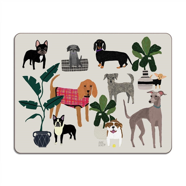 Table mat - Dogs