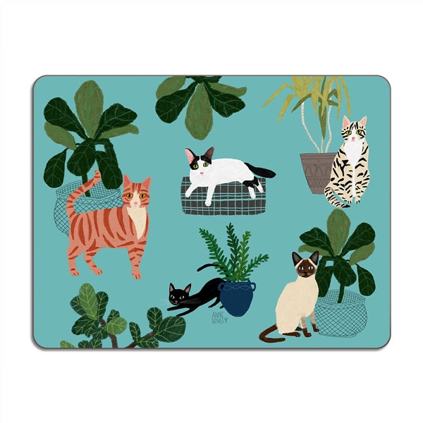 Table mat - Cats