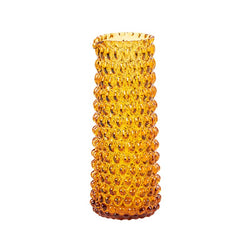 Small Carafe/Vase - Amber