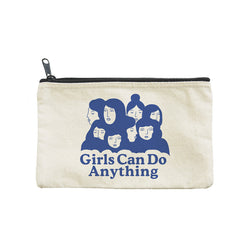 Pouch - Girls can do anything