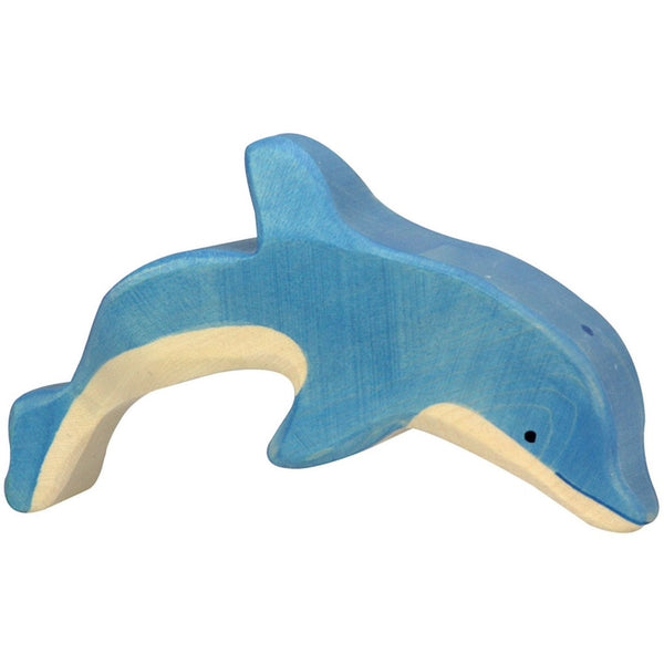 Dolphin Wooden Toy