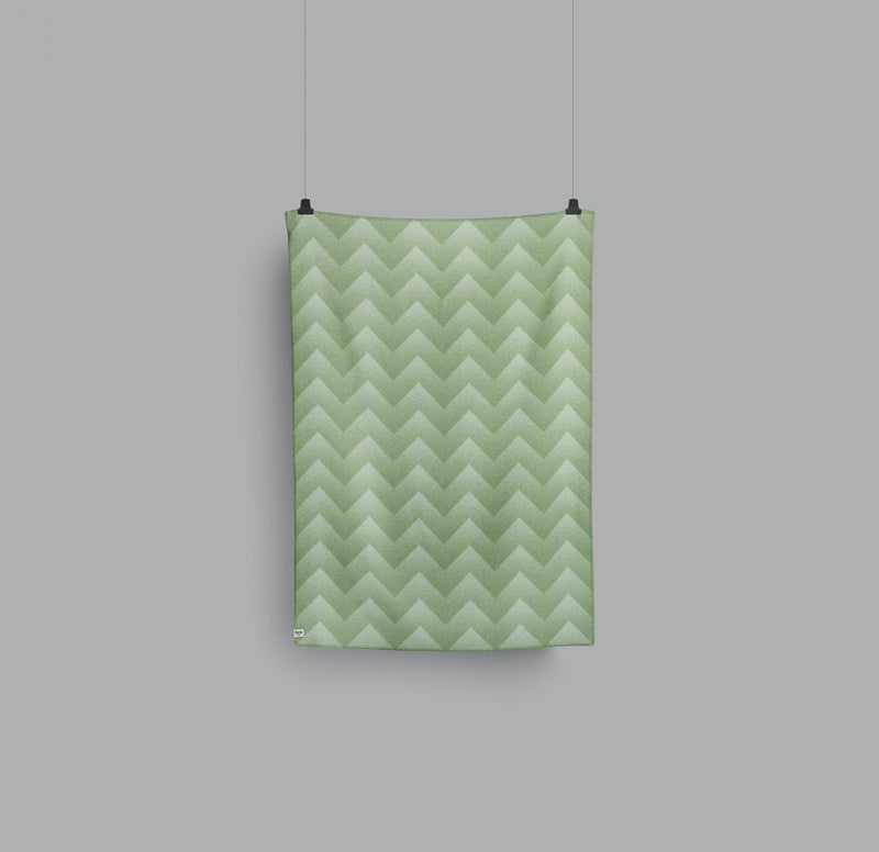 Roros Blanket/Throw - Lynild Mint