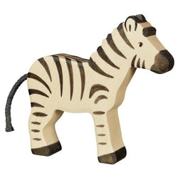 Zebra Wooden Toy
