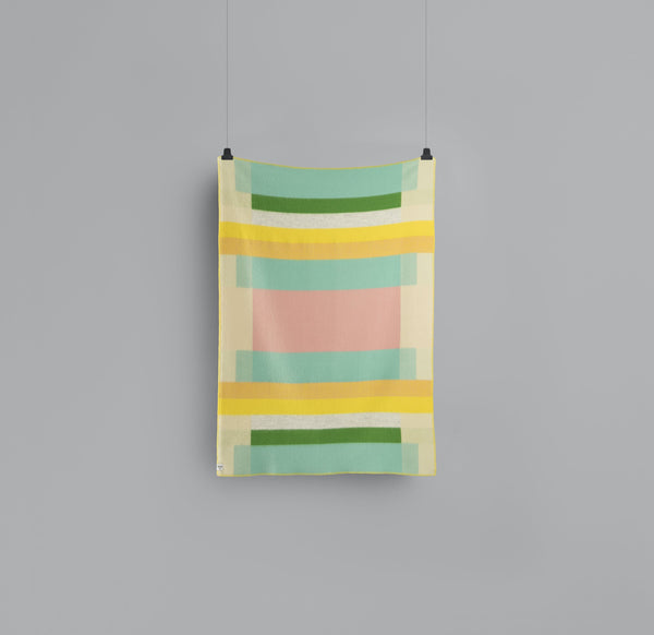 Roros Blanket/Throw - Mikkel Pastel