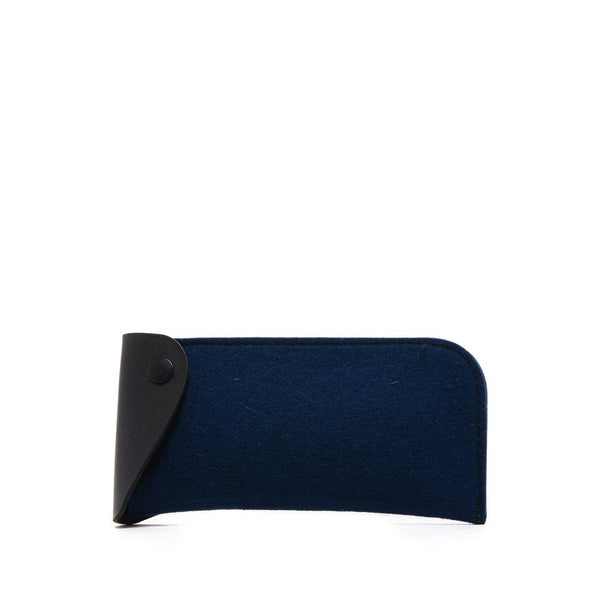 Anzen Eyeglass Case - Navy