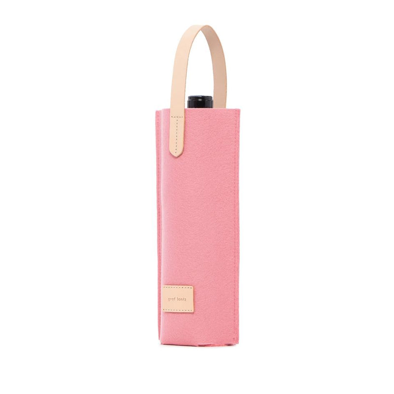Wine Carrier - Pink