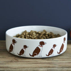 Springer Spaniel Bowl - Large